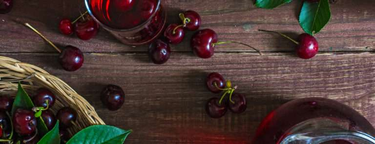 Cherry juice - a natural remedy for arthritis