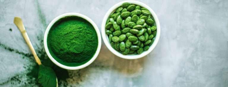 what are algae supplements