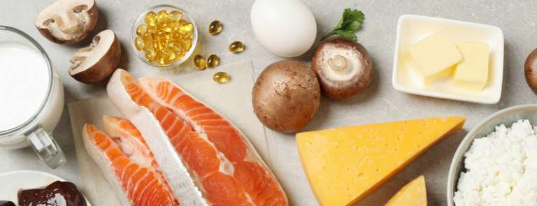 vitamin d food sources to beat deficiency