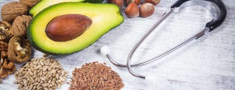 Sources of omega 3 fatty acids: flaxseeds, avocado, walnuts and sunflower.