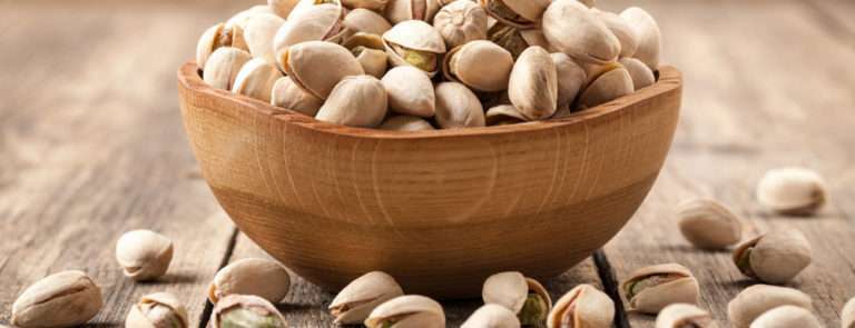 pistachio nuts are a source of co-enzyme q10