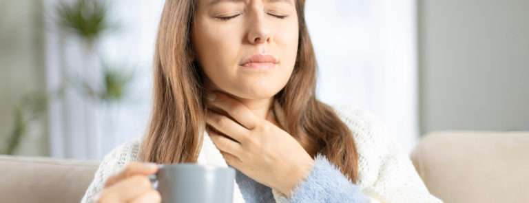 sore throat cures