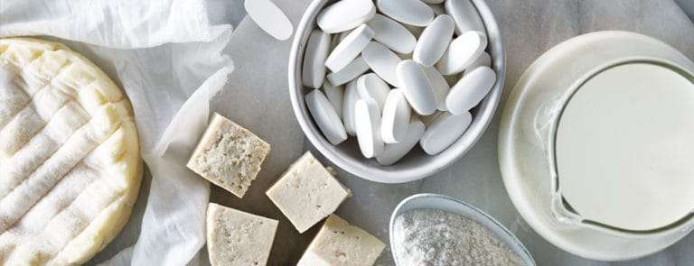 sources of calcium and supplements