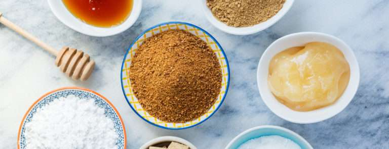the best natural sugar substitutes