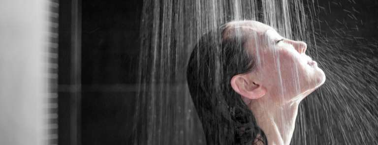are cold showers good for you