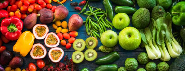 healthy foods that make up a balanced diet