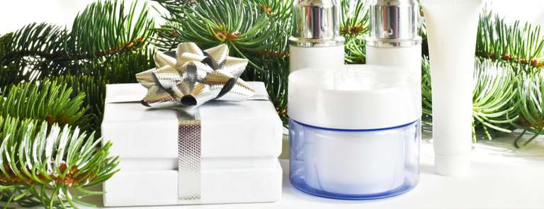 christmas cosmetic products for beauty advent calendar