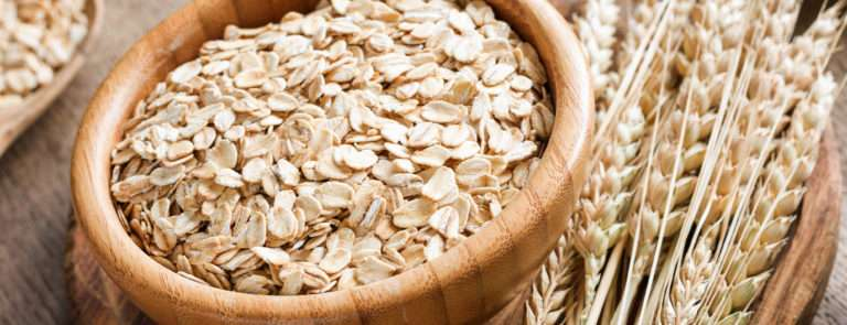 protein packed oats