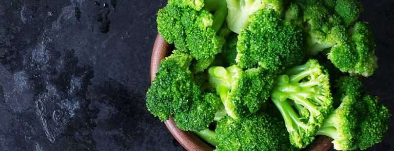 broccoli is a source of chromium