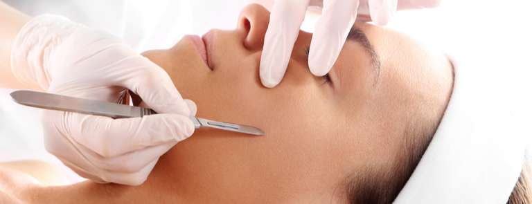 dermaplaning at home
